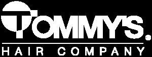 Tommy's Logo White